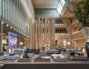 蓝途设计--南海希尔顿南海翼酒店