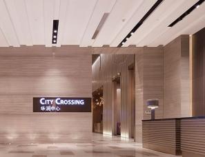 深圳朗联设计--桂林华润中心售楼处