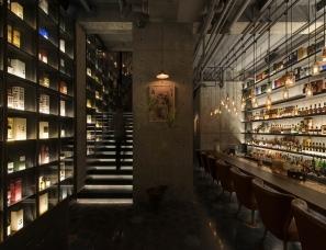 杭州观堂设计--Mill 7酒吧