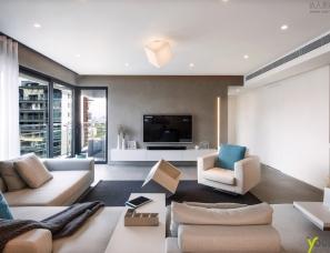 深圳漾设计Young Design|波托菲诺纯水岸住宅 《生活几何》