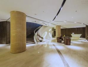 梁景华--上海万科翡翠滨江销售中心,陆家咀未来豪宅指标