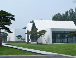朱周空间设计--北京'松美术馆'