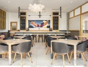 Bureau of Architecture and Design--Spoonfed餐厅
