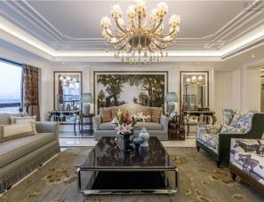 装饰设计公司_葫芦岛私宅设计实景照片完美绽放