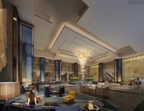 CCD设计--驻马店爱克建国酒店设计方案