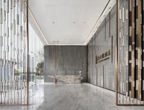 深圳INNEST意巢设计--武汉景瑞天赋滨江售楼处