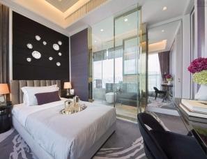梁志天设计—晓珀·御30A复式样板房,巴黎左岸现代优雅生活