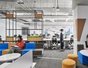 艾迪尔IDEAL设计--哔哩哔哩bilibili办公室