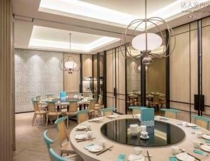 雅加达Putien时尚餐厅设计