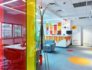 Răzvan Bârsan + Partners设计--罗马尼亚能源公司BRP办公空间