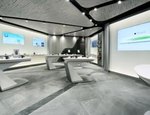 香港国际金融中心 ifc 数码通概念店 - ACD蔡明治设计