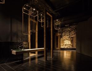 武汉后象设计--金箔文化艺术馆