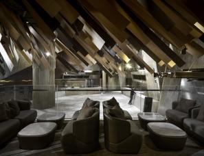 香港壹正企划设计--广州金逸富力海珠城流星雨电影院
