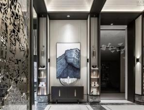 深圳零次方空间设计--万科·金域学府售楼处