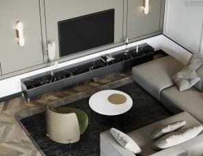 轻奢质感设计,刚柔并济,优雅出新高度!