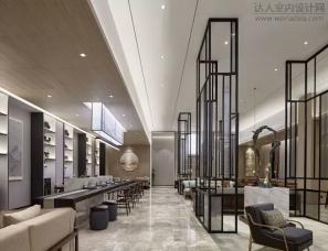 成都威尔森设计--保利·天府林语项目销售中心