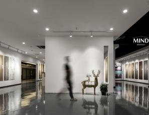 沁筑空间设计--COSMO地板展厅