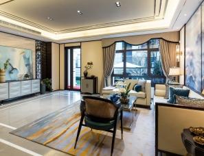 上海李孙建筑设计--南通景瑞160别墅