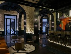 TRISTAN PLESSIS STUDIO--Chapter Roma酒店