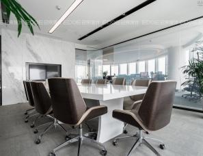 安徽已来设计--上海中建大厦办公室