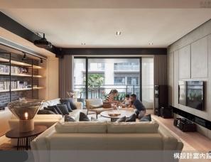 構设计--一間回歸休息本質的放鬆宅