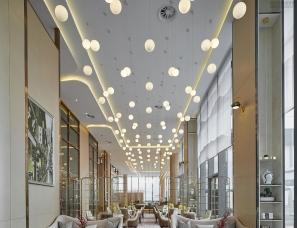 余颢凌设计--中建·天府公馆销售中心