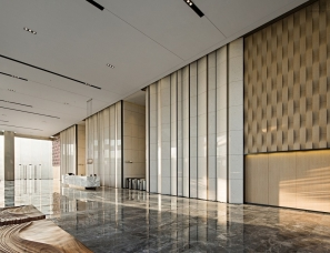 CCD+序向设计--深圳前海易尚创意科技大厦