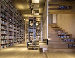 埂上设计--深圳睿德文化书吧咖啡