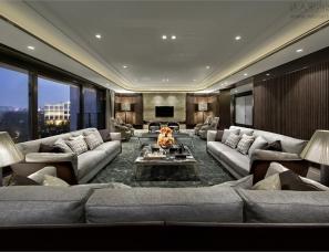 梁志天设计--上海古北壹号尊贵大宅
