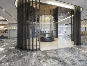 INHOUSE设计--台州中南远洋·樾府中心
