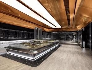 峻佳设计--全国首个超感官城市展厅