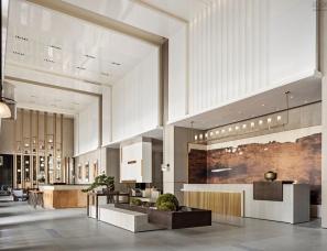 矩阵纵横设计--沈阳华润长安里销售中心