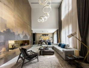 LSDCASA设计--上海绿地海珀佘山别墅