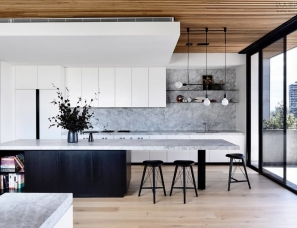 TOM ROBERTSON ARCHITECTS--Holly Penthouse