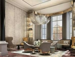 香港Joyce Wang设计--伦敦文化东方酒店改造