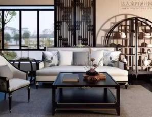 新中式居家设计