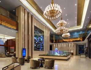 深圳昊泽空间设计--南宁宝能龙岗城市广场营销中心