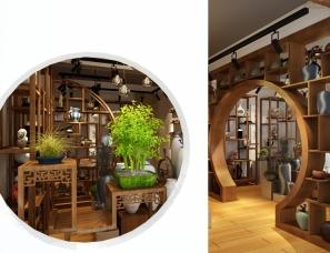 石苔设计/建水紫陶店