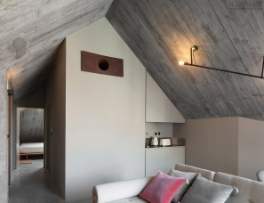 Jose Campos设计--波尔图Armazém奢侈酒店