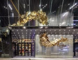 思联建筑设计--深圳硬石酒店