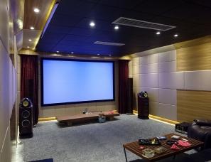 广州杜特设计-裕丰音响展厅-会所级别的音响展示空间