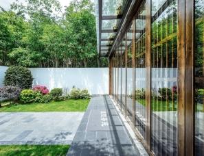 清大环艺设计-东方竹语茶室,缔造绝美诗意之境