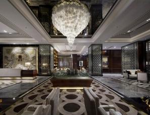 戴勇设计新作 | Art Deco风格打造的尊贵精致的时尚空间