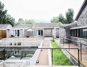 方石建筑设计--洛奇 – 溪堂民宿酒店