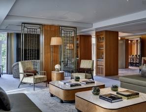 AFSO傅厚民设计--伦敦柏凯丽酒店