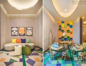 葛乔治设计--上海融创滨江首府销售中心