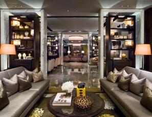 上海国金汇公寓(The IFC Residence, Shanghai)(AFSO-傅厚民)