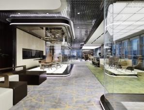 新一代城市办公标杆——上海置汇旭辉广场  集艾设计