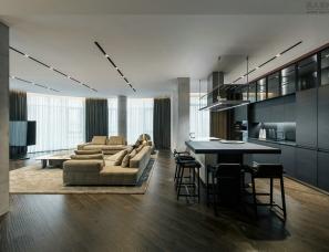 YoDezeen设计--  黑色Black住宅