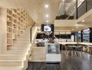 合什建築 & 樸詩建築--成都文青咖啡廳!叨叨咖啡 DAODAO COFFEE